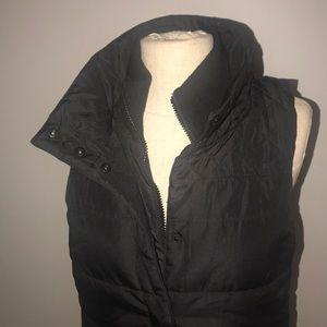 Motherhood Maternity black vest